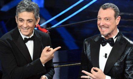 Sanremo, la serata delle 'cover': un tuffo nel ventennio '80/'90