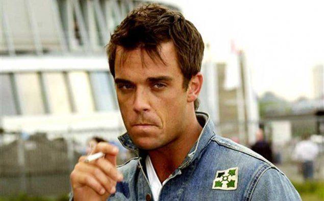 Robbie Williams: arriva il film sul cantante!