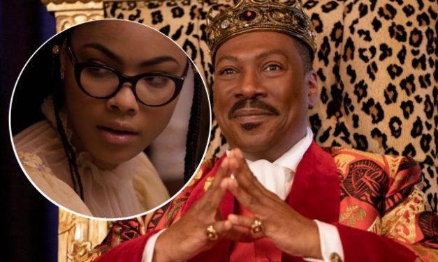 Il principe cerca figlio: Eddie Murphy reciterà con sua figlia Bella