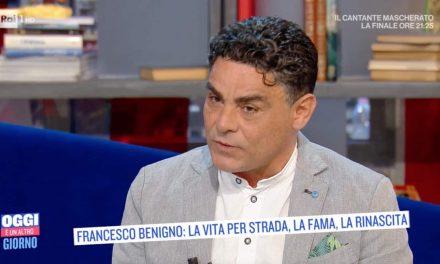 """Francesco Benigno sul padre: """"Ci legava con un pezzo di catena le caviglie, è stata dura"""""""