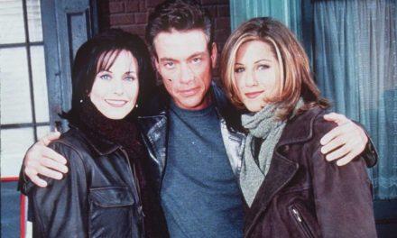 Friends: l'esperienza sul set con Jean-Claude Van Damme non fu gradita dalle attrici