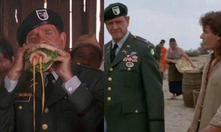 """Hot Shots 2: Richard Crenna chiese il """"permesso"""" a Stallone per fare la parodia del colonnello Trautman"""