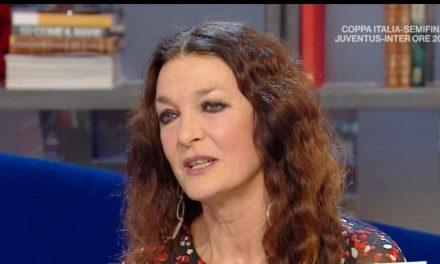 """Marina Suma ricorda il compagno Claudio: """"L'ho accompagnato in questo viaggio fino alla fine"""""""