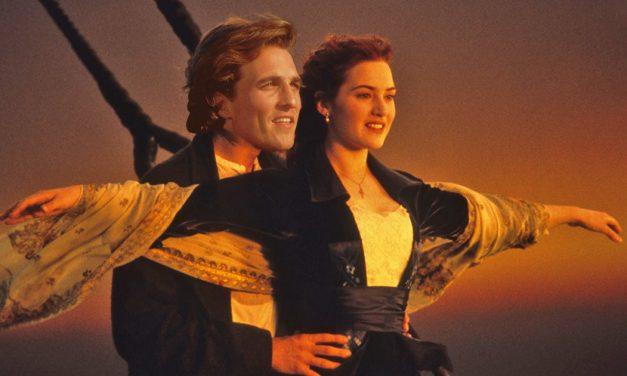 """Matthew McConaughey e quel provino per la parte di Jack in Titanic: """"Credevo fosse fatta"""""""