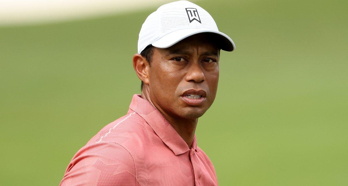 Tiger Woods ha avuto un incidente d'auto: non è in pericolo di vita