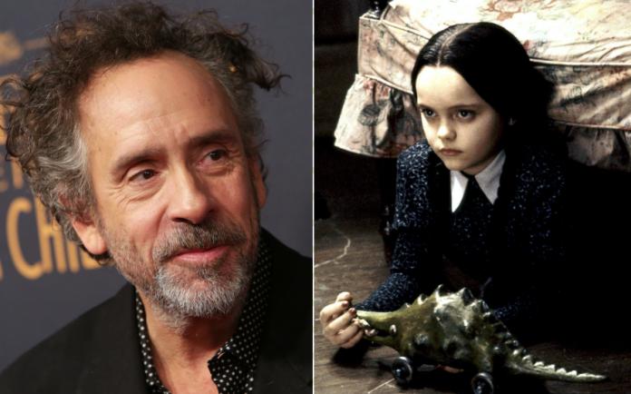 La famiglia Addams: Tim Burton realizzerà la serie su Mercoledì!