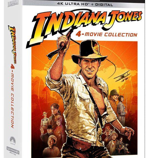 Indiana Jones e Super 8 da giugno in formato 4k UHD grazie a Koch Media