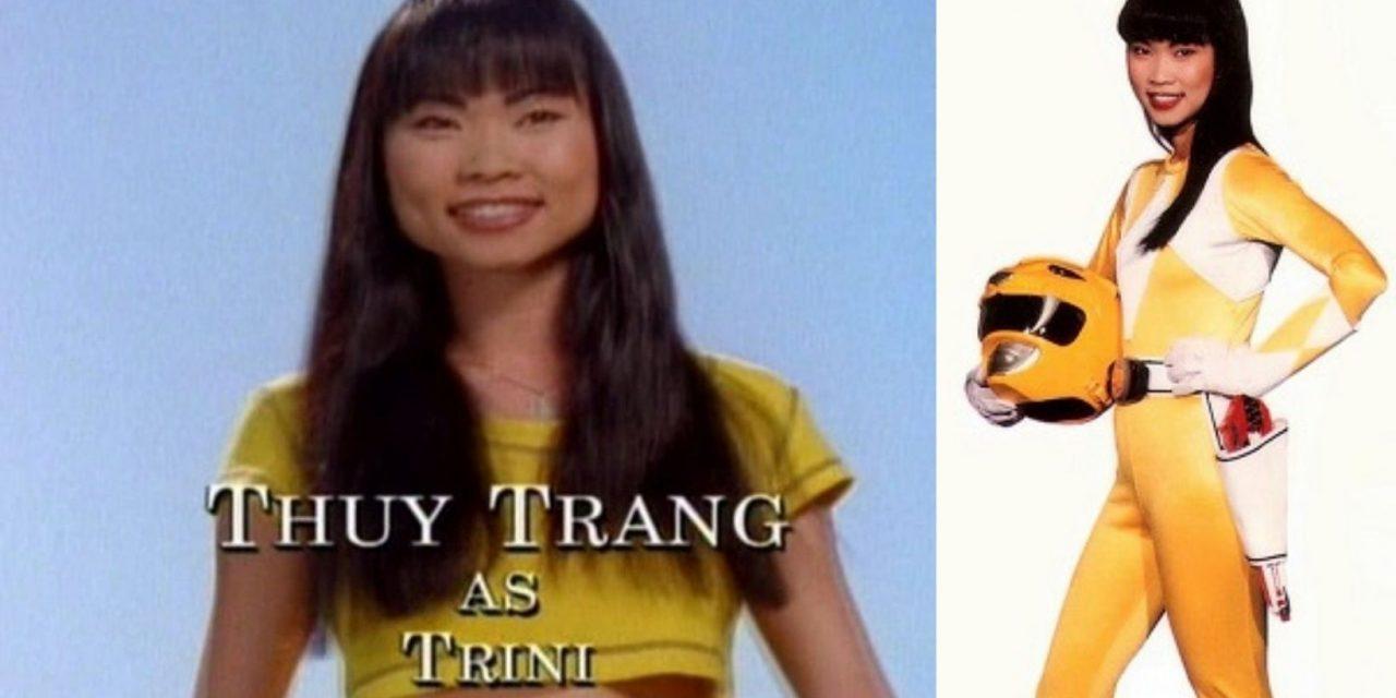 Thuy Trang, la tragica e prematura morte del primo Power Ranger Giallo, Trini