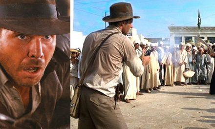Indiana Jones: quando la diarrea di Harrison Ford rese epica una scena del film