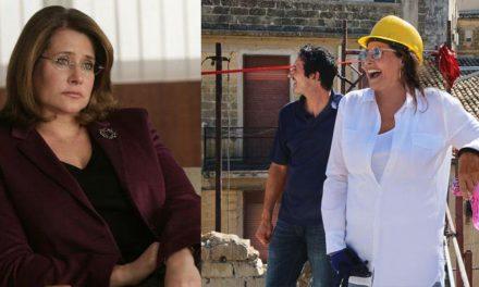 """Lorraine Bracco: la star de """"I Soprano"""" e """"Quei bravi ragazzi"""" compra casa in Sicilia ad 1 Euro"""