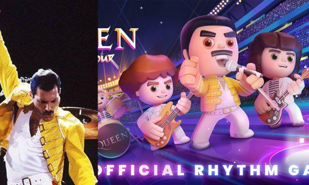 """Queen: da oggi disponibile il videogioco """"Rock Tour"""""""