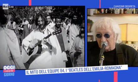 """Maurizio Vandelli: """"Yoko Ono emetteva dei suoni strazianti e io feci una gaffe con Lennon chiedendogli chi fosse quella cornacchia"""""""