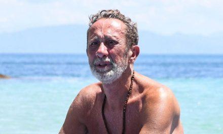 "Beppe Braida lascia ""L'Isola dei Famosi"""