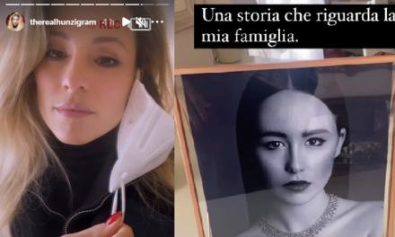 Michelle Hunziker spiega perché Aurora Ramazzotti ha tratti asiatici e allontana le accuse di razzismo