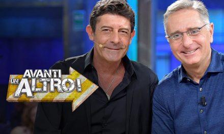 """Paolo Bonolis su Avanti un Altro: """"Pidigozzo o piticozzo vi svelo il vero nome…Luca Laurenti è la mia vitamina D"""""""