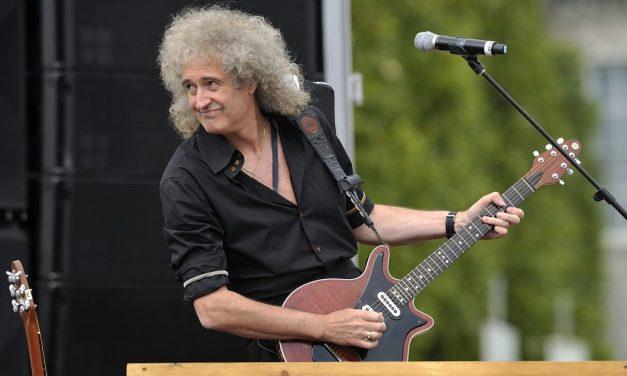 """Don't Stop Me Now, Brian May: """"Ho smesso di litigare con questa canzone, è meraviglioso che tutti vogliano cantarla"""""""