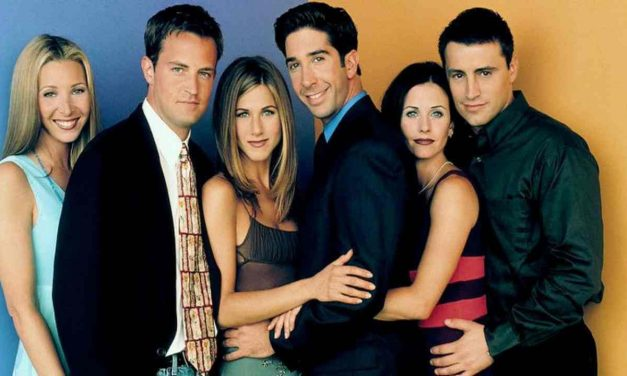 Friends, la reunion: riprese terminate, l'annuncio con una foto