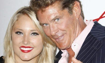 """La figlia di David Hasselhoff, prima modella curvy su Playboy: """"Papà è orgoglioso di me"""""""