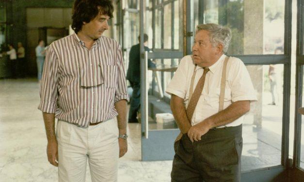 """Neri Parenti: """"Villaggio era un pò discolo, spariva, non gli andavano mai bene le sceneggiature ma mai uno screzio con lui"""""""