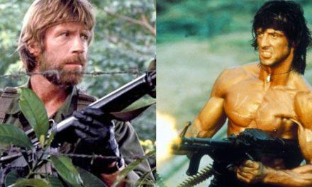 """Rombo di Tuono: quando la produzione rubò l'idea di """"Rambo 2"""" di Stallone"""