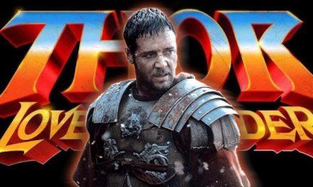 Thor 4: Russell Crowe interpreterà un personaggio importantissimo