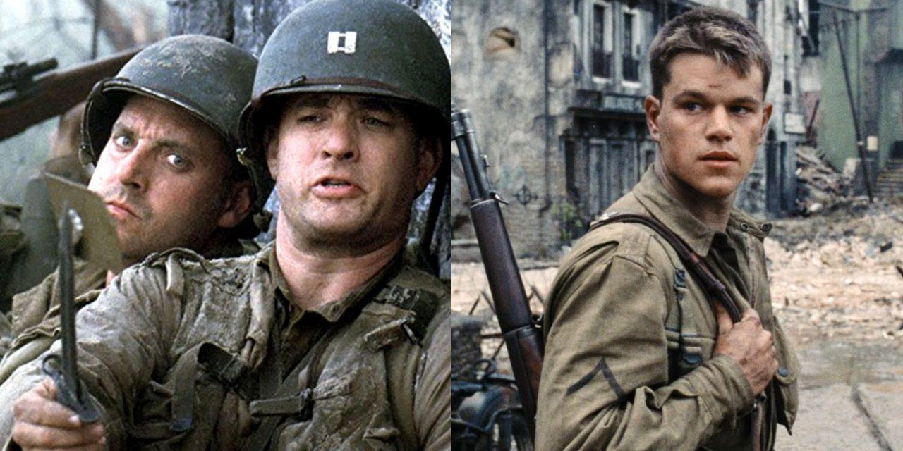Salvate il Soldato Ryan: i problemi di droga di Tom Sizemore e il duro allenamento del cast ad eccezione di Matt Damon
