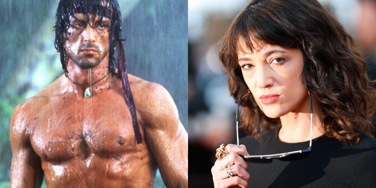 """Asia Argento, racconti shock su Stallone: """"Si fece trovare nudo con delle asiatiche che gli facevano l'agopuntura sulle pa…e"""""""