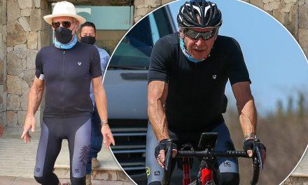 Harrison Ford inarrestabile: percorre 1600 chilometri in bici nel deserto messicano