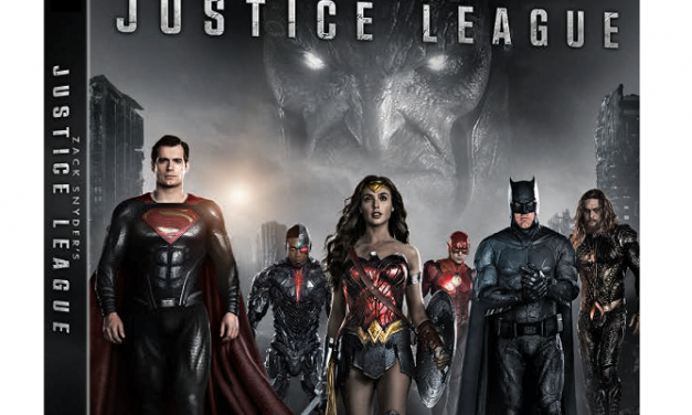 ZACK SNYDER'S JUSTICE LEAGUE disponibile in DVD, Blu-Ray e 4K