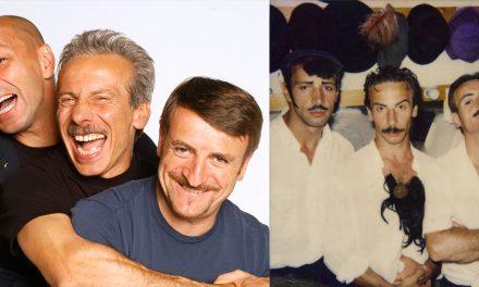 Aldo, Giovanni e Giacomo: come si sono conosciuti i tre comici?