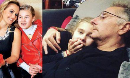 """Sonia Bruganelli su Paolo Bonolis e la figlia malata: """"Paolo ha dovuto fare da mamma e da papà insieme"""""""