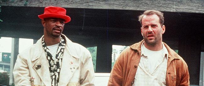 L'Ultimo Boyscout: Bruce Willis e Damon Wayans odiavano lavorare insieme durante le riprese