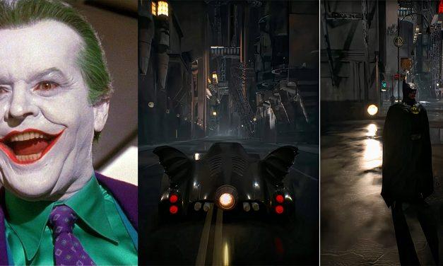 Batman: l'incredibile demo del videogioco realizzato dai fan, basato sul film dell'89