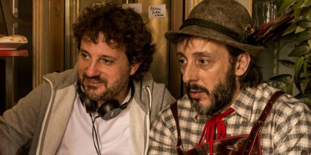 Leonardo Pieraccioni e Massimo Ceccherini in un nuovo film con Sabrina Ferilli