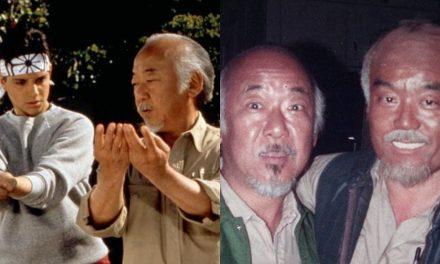 Karate Kid: il maestro Miyagi fu ispirato al vero sensei Fumio Demura che appare anche nel film