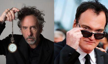 Tim Burton e Quentin Tarantino ricevono il Premio alla Carriera e incontrano il pubblico alla Festa del Cinema di Roma