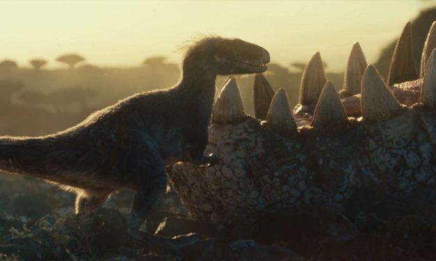 Jurassic World 3: ecco il primo teaser trailer!