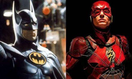 The Flash: foto dal set ci mostrano la Bat-mobile degli anni '80