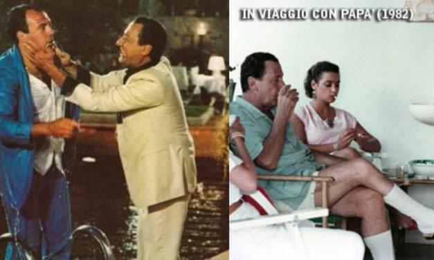 """In Viaggio con Papà, Francesca Ventura: """"Litigai con Sordi alla prima scena, piansi, poi invece Alberto tornò a chiedermi scusa"""""""