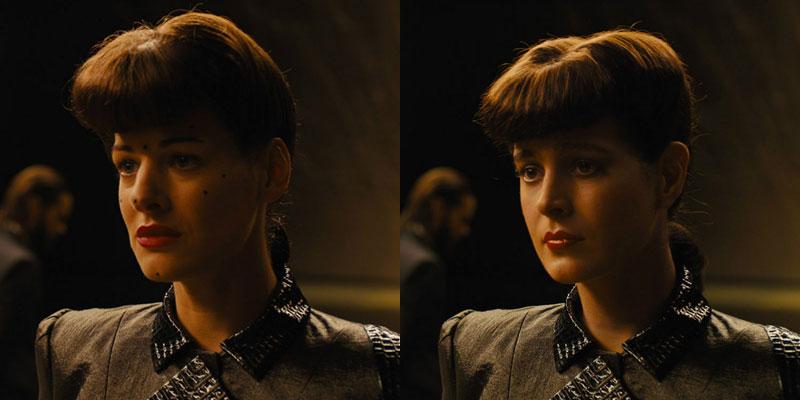 Blade Runner 2049: ecco come venne ricreata Sean Young da giovane
