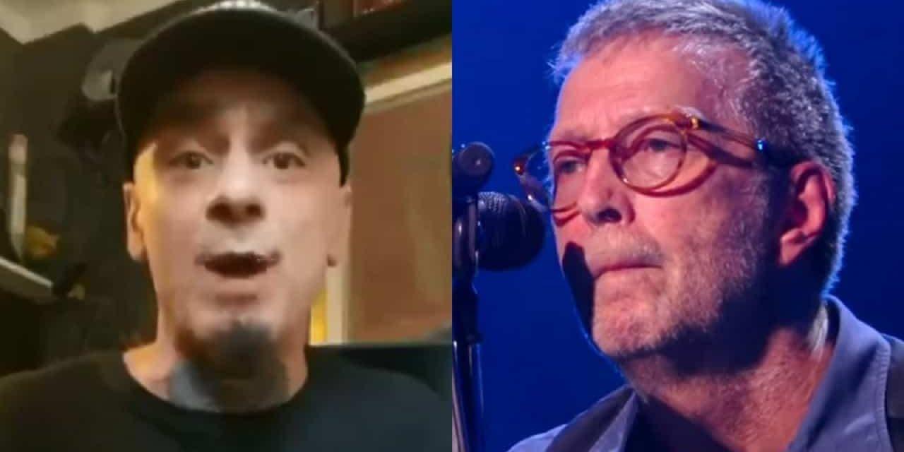 """Green pass, J-Ax contro Eric Clapton: """"Ora che possiamo riaprire dobbiamo sentire queste cretinate. Forse a qualcuno la 'cocaine' non è ancora scesa"""""""