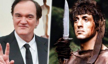 """Tarantino: """"Mi piacerebbe fare il remake di Rambo"""" e svela il suo cast ideale"""