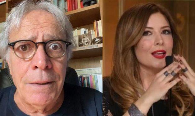 Selvaggia Lucarelli contro Montesano: ha avuto il Covid, lo ha salvato la scienza e ora fa il no vax