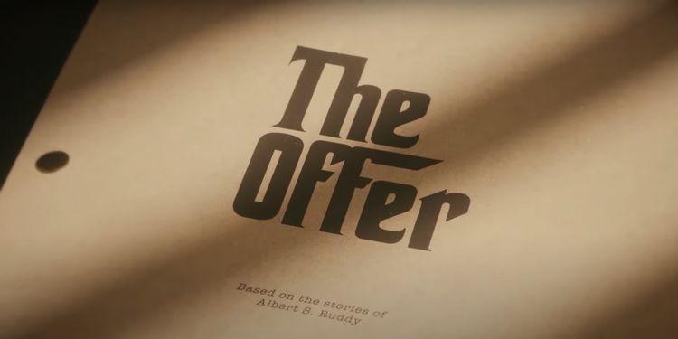 The Offer: ecco il primo teaser della serie sulla realizzazione de Il Padrino