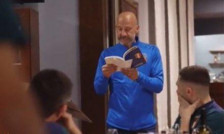 Gianluca Vialli: il discorso prima della finale commuove tutta l'Italia