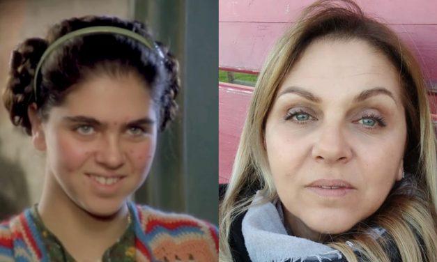 Che fine ha fatto Sandra Ambrosini, la Maria Rosa de Il ragazzo di campagna?
