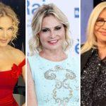 """Simona Ventura provoca Barbara D'Urso e Mara Venier: """"Se devo scegliere tra loro due, scelgo la pizza!"""""""