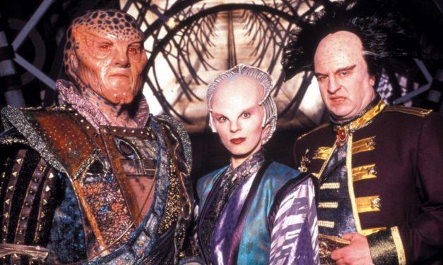 Babylon 5, in arrivo il reboot della serie di fantascienza anni '90