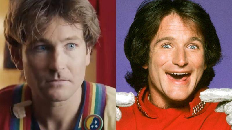Jamie Costa nei panni di Robin Williams del 1982: il video è da pelle d'oca