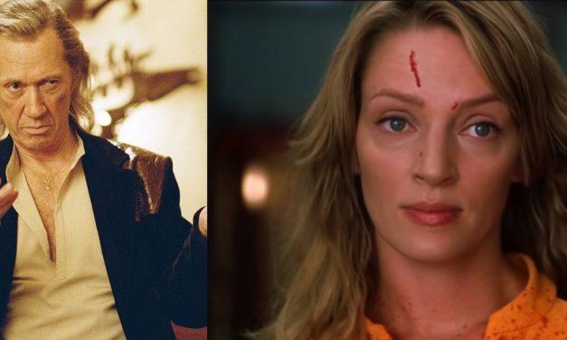 Kill Bill: ecco come David Carradine fu scelto da Tarantino per il ruolo di Bill